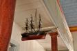 Votivskeppet Diana är tillverkat år 1800