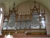 Den ursprungliga romantiska orgeln. byggd 1905