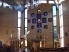 Interiör mot altaret.