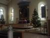 Altaret i Dalhelmns kyrka