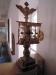 Timglaset skänktes 1832 av Anders Jaensson