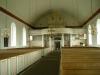 Från läktaren syns nästan hela kyrkorummet.Foto:Bertil Mattsson