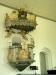 Den mycket vackra orgelfasaden