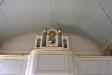 Närbild orgeln
