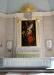 Altartavla från 1839 av Sven Gustaf Lindblom