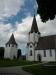 Kyrkan och kastalen