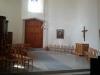 Mindre kyrkorum i tornrummet.