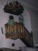 Predikstolen Eksta kyrka