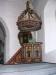 Dopfunten målades omkr. 1685