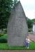 Den omtalade Trossöbonden Wittus Andersson ligger begravd på Nättraby kyrkogård