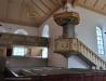 Predikstol från 1837