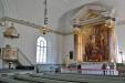 Koret med den magnifika altaruppställningen.