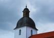 Mjällby kyrkas vackra torn