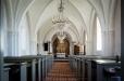 Foto Stig Alenäs. En ljus och fin kyrka