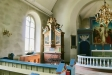 Tidigare orgel från 1707.