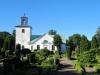Fleninge kyrka - august 2012