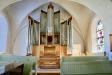 En av kyrkan orglar.