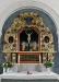 Altartavlan i Vikens K:a. Foto:Kullafoto
