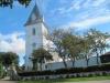 Vikens kyrka - august 2012