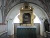Alterat i Brunnby kyrka - august 2012