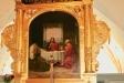Altaret och altartavlan
