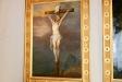 En av flera målningar.