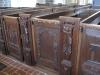 1924 återinsattes de gamla bänkgavlarna