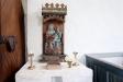 S:t Anna altare med bilden som kallas ´Anna själv tredje´.