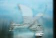 Fönstermålningen med havet utanför