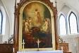 Altartavlan från 1828.