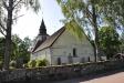 Femsjö kyrka från vägen