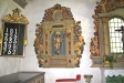 En av altaruppsatserna.