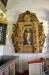 Den vänstra altartavlan