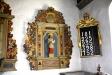 En av de vackra altaruppsatserna.