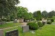 En kyrkogård som mera liknar en park