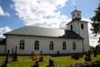 Kyrkan mot söder.