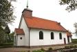 Kapellet från söder.