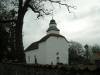 Skummeslövs kyrka i oktober 2010