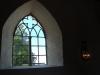 Vackra fönster som släpper in ljuset.