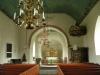 Predikstolen har tidigare suttit i Ö Karups kyrka