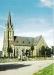 vykort från kyrkan