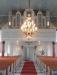 Orgel från 1967 men med ursprunglig fasad från 1866