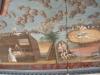 Detalj av takmålningarna