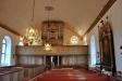 Orgeln byggd 1959 av Olof Hammarberg.
