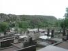 Den intressanta kyrkogården.