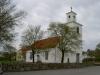 Malmöns kyrka m gul prästgård