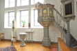 ombyggd helt 1955 av orgelbyggare Lindegren