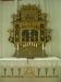 Kyrkorgeln är en liten Starup piporgel