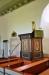 Predikstolen återfick sina ursprungliga målningar 1926
