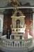Altaruppsats från 1729